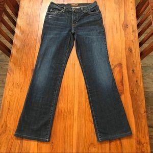 🇺🇸 David Kahn Bootcut Jeans USA Size 6 Inseam 30